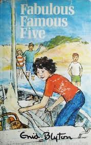 Fabulous Famous Five - Enid Blyton book