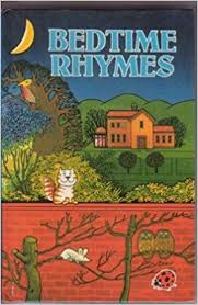 Bedtime Rhymes - Audrey Daly and James Hodgson book