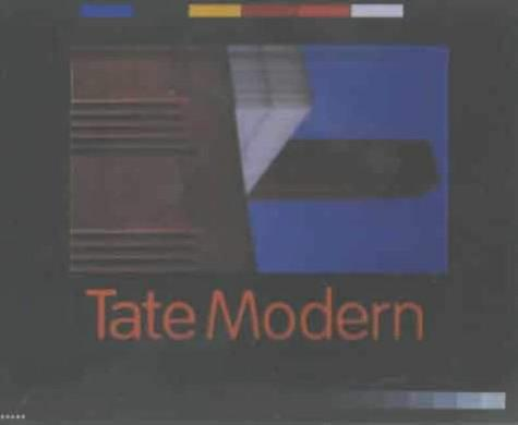 Tate Modern book