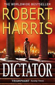 vDictator - Robert Harris book