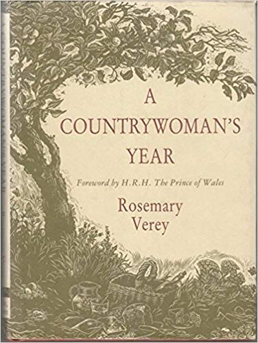 A Countrywoman's Year - Rosemary Verey book