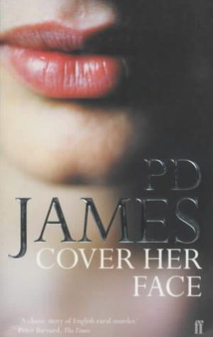v Cover Her Face - P.D. James book