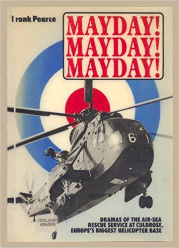 Mayday! Mayday! Mayday - Frank Pearce book