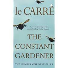 The Constant Gardener - John Le Carre book