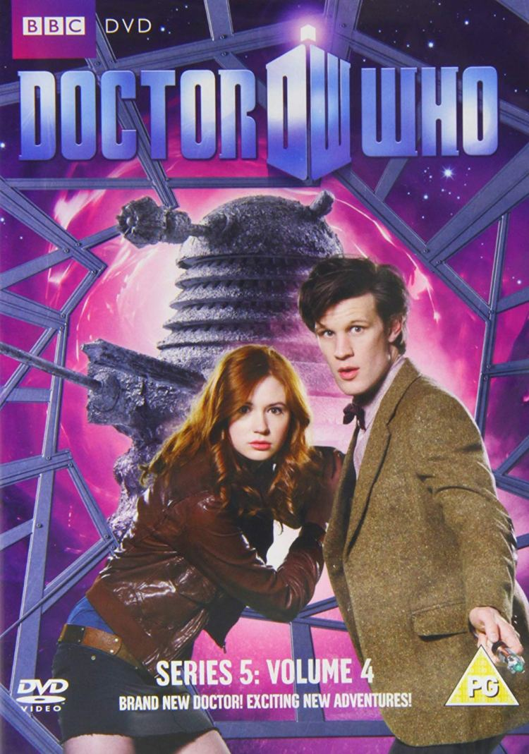 Doctor Who Series 5 Volume 4 DVD