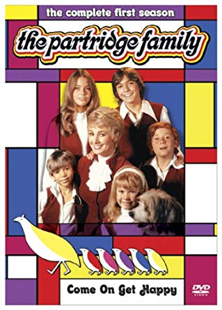 The Partridge Family The Complete First Season. BOOK
