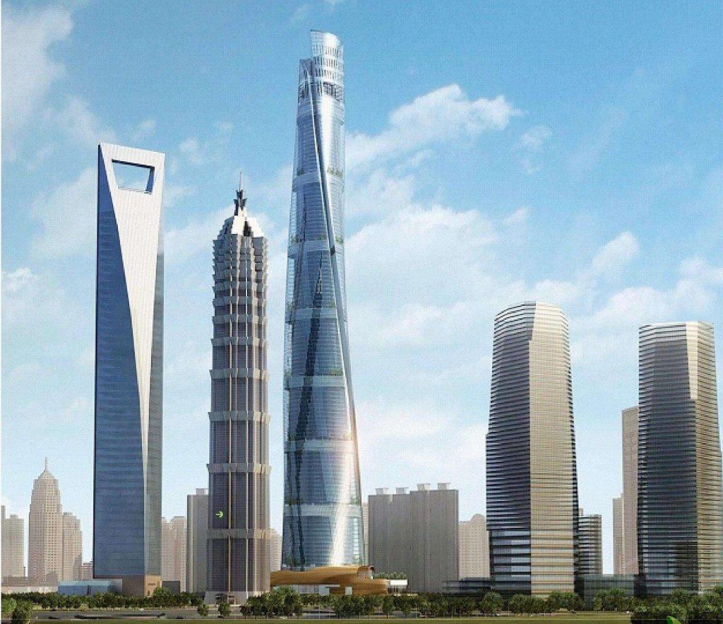 World Financial Center Shanghai China
