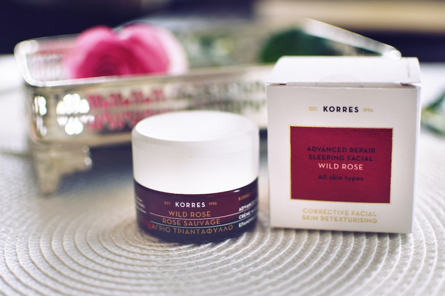 korres wild rose sleeping facial_3
