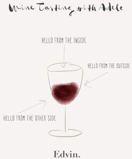 Wine Tasting with Adele