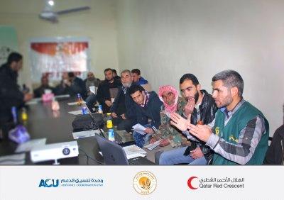 ندوة لمزارعي حلب الشمالي