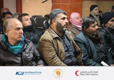 ندوة إرشادية لمزارعي إدلب