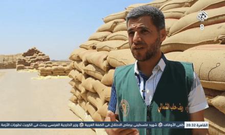 التلفزيون العربي: واقع الزراعة في سوريا