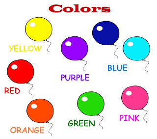 LET'S LEARN COLORS