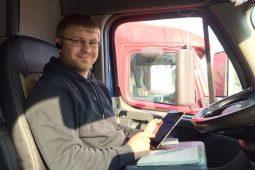 STM Mobile App dành cho tài xế