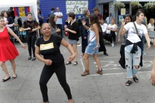 Salsa Shutdown 2 Wards Corner, Seven Sisters Fundraiser to pay towards legal fees for CPO in July. 25th June 2017