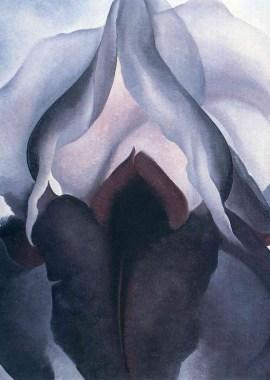 Black Iris III, 1926