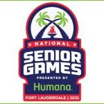 2021 National Senior Games logo