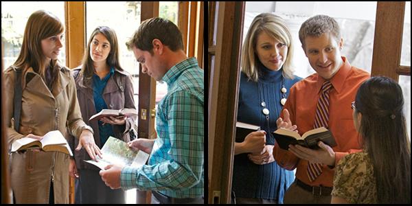 エホバの証人の戸別伝道|JW.ORG