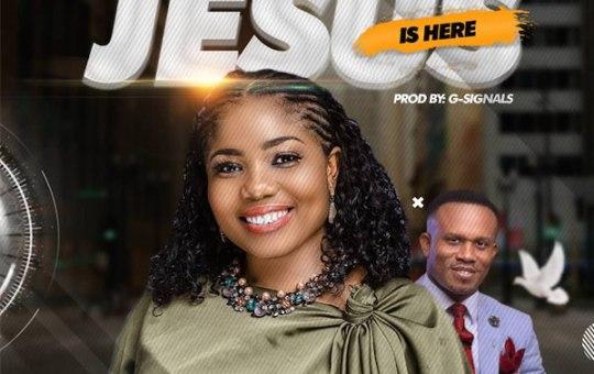 Music: Laura Ozere – Jesus is Here Feat. Wisdom K