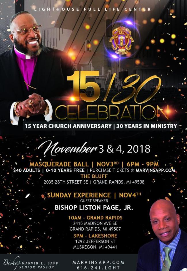 15-30 Celebration