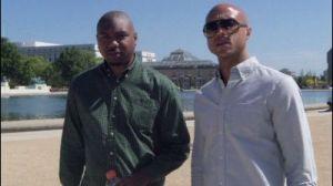Justin McKinley & Rico James, psychiatric nurse source: BET