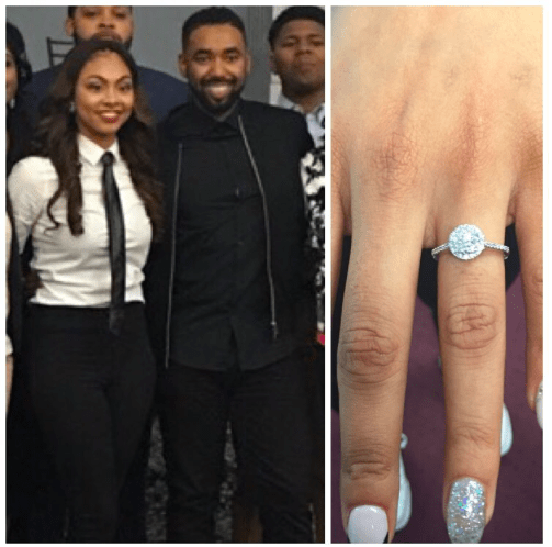 briana babineaux and bryan andrew wilson engaged