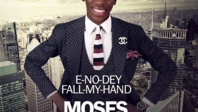 DOWNLOAD MP3: E No Dey Fall My Hand – Moses Bliss