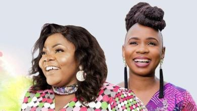 DOWNLOAD Mp3: Celestine Donkor Ft. Evelyn Wanjiru – Favor Everywhere