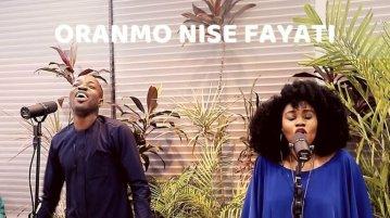 DOWNLOAD MP3: Dunsin Oyekan & TY Bello – Oranmo Nise Fayati