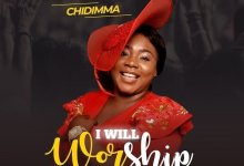 DOWNLOAD MP3: Chidimma – I Will Worship
