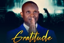 DOWNLOAD MP3: Gratitude – Segun Kusoro