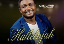 DOWNLOAD MP3: Hallelujah – D'Praise