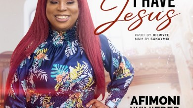 DOWNLOAD MP3: I Have Jesus – Winifred Afimoni
