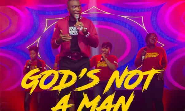 DOWNLOAD MP3: God's Not A Man – Minister Sam