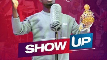 DOWNLOAD MP3: Show Up – Ema Onyx