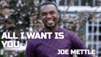 DOWNLOAD MP3: Joe Mettle – All I Want Is You
