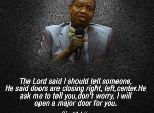 Open Heaven 2021 Prayer Points for March 25th By Pastor E.A. Adeboye