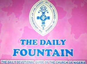 Anglican Devotional 13 March 2021 – Strategically Positioned