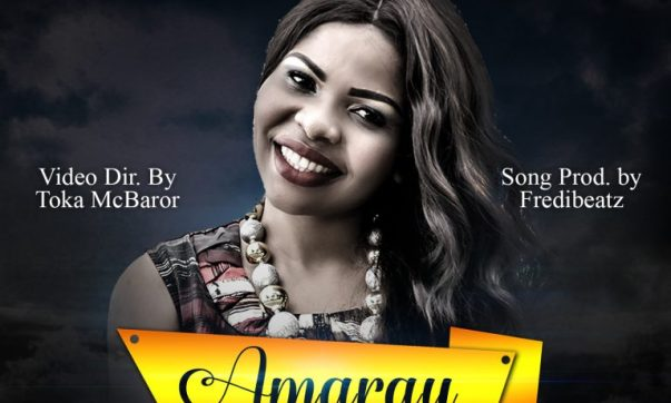 DOWNLOAD: Amaray – Immortal (God All by Yourself) Mp3 + Video