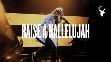 Bethel Music – Raise A Hallelujah Lyrics