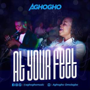 DOWNLOAD MP3: At Your Feet – Aghogho