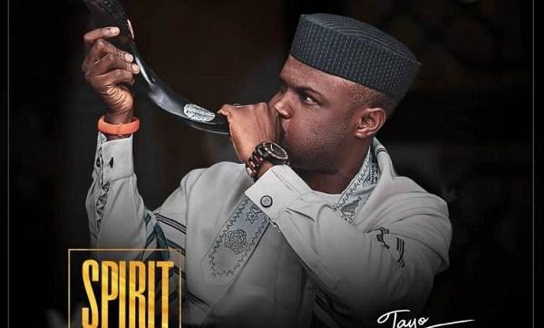 DOWNLOAD MP3: Spirit Take Me – Tayo Christian
