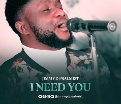 DOWNLOAD MP3: Jimmy D Psalmist – Without You