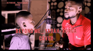DOWNLOAD MP3: Beyond Me Cover by Enni Francis