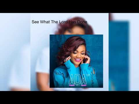 DOWNLOAD MP3: Ada Ehi – See What The Lord Has Done
