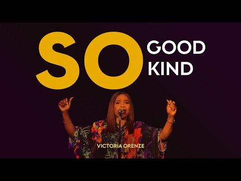 DOWNLOAD MP3: Victoria Orenze – So Good So Kind