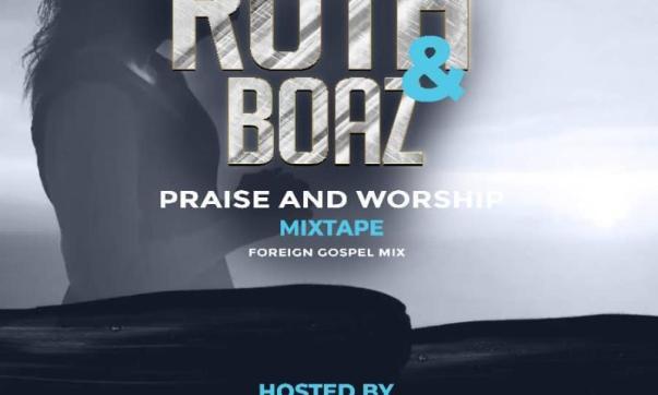 Evan Chuks – Foreign Gospel Mix (American Worship Mixtape)