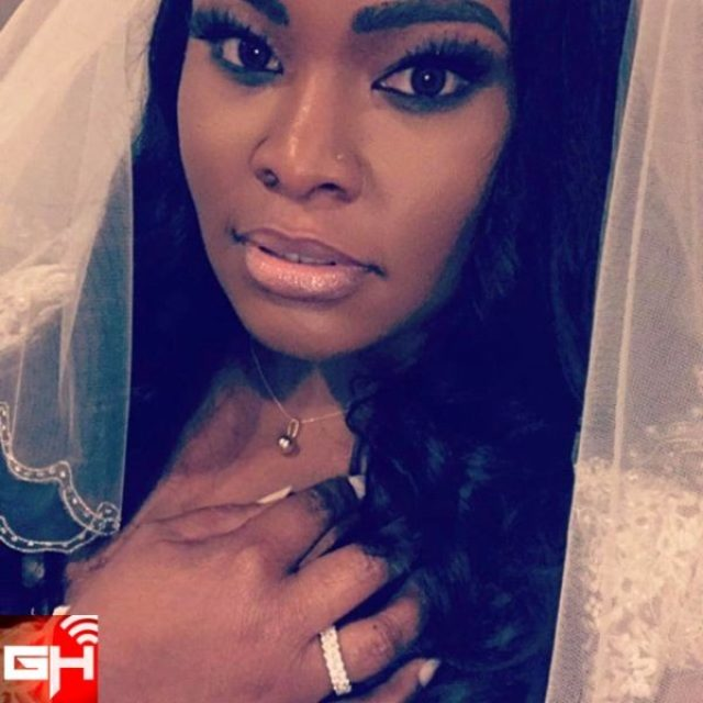 Tasha Cobbs Surprise Wedding Photos: Signed & Sealed: Tasha Cobbs Is Married [Photos] » Latest