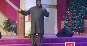 Dr. Mike Okonkwo , The Redeemed Evangelical Mission, TREM, TREM Devotional