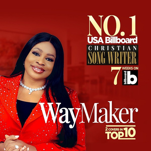 Sinach-Becomes-First-African-Gospel-Singer-Top-US-Billboard-Charts Sinach Becomes First African Gospel Singer To Top US Billboard Charts